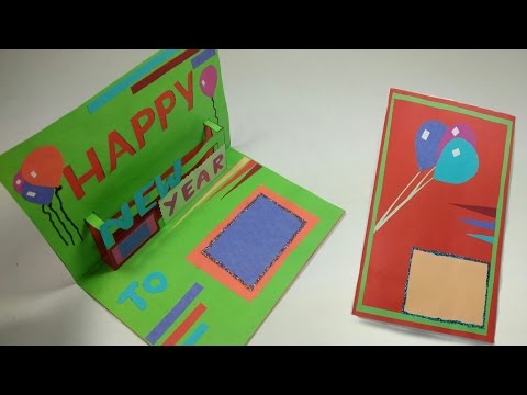 how to make a new year greeting card make your own personalized greeting card
