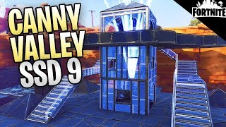 FORTNITE - Canny Valley Storm Shield Defense 9 Without Shooting