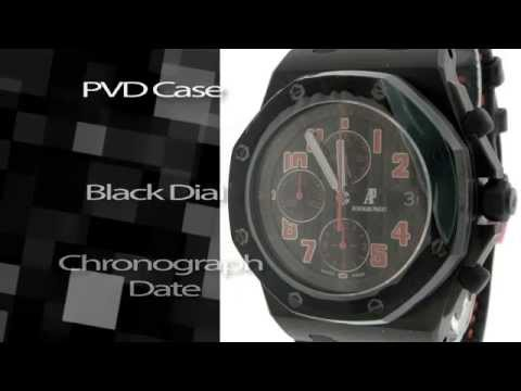 Audemars Piguet Royal Oak Offshore Las Vegas Strip Watch