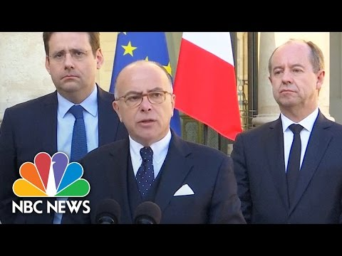French PM Bernard Cazeneuve: Europe Faces Unique Terror Threat | NBC News