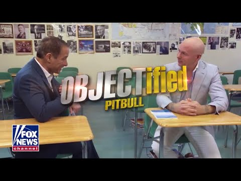 Pitbull  OBJECTified