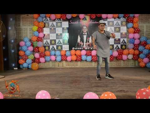 Sushant khatri | Awari song performance | Dance champion and Dance plus season 2 fame