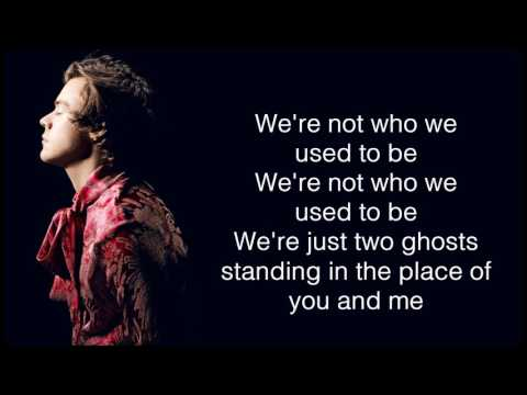 Harry Styles - Two Ghosts (Lyrics & Pictures)