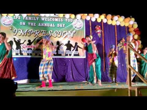 Pani thim thim dance
