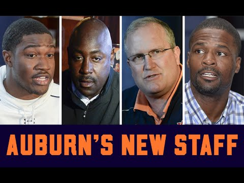What do Auburn's new assistants bring to the table?