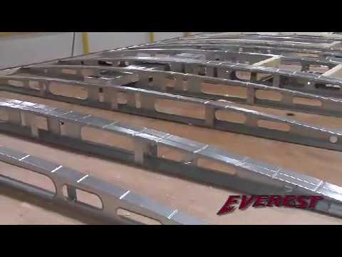 Construction Keystone Everest Youtube