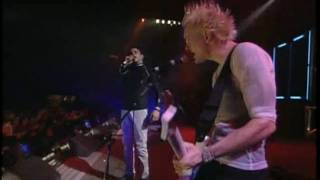 Orgy - In Your Mind / Stitches - (Family Values Tour 98) HD