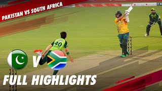 Full Highlights | Pakistan vs South Africa | 2nd T20I 2021 | ME2T