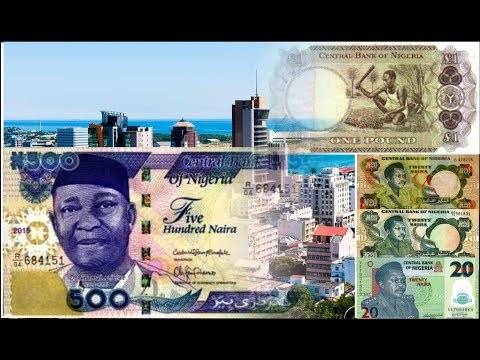 See how Nigerian currencies transformed from 1918 to date