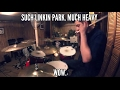 SallyDrumz - Linkin Park (ft. Kiiara) - Heavy Drum Cover