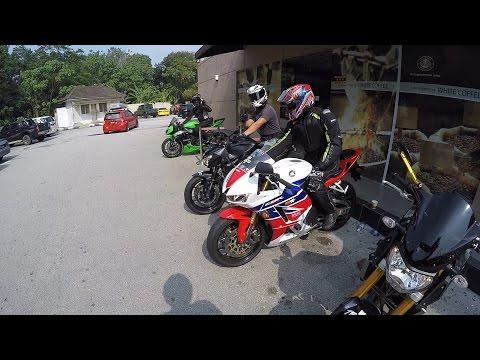 Labor Day Saturday Ride and Tunnel Attack with Kawasaki, Honda, Yamaha and BMW
