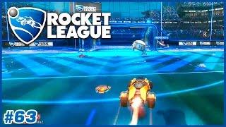 Kim vurdu ? I Rocket League Türkçe Multiplayer I 63. Bölüm