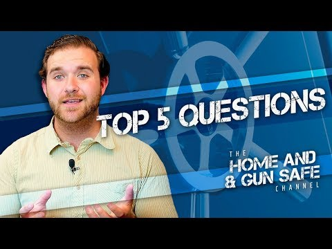 5 Questions to Ask Before Buying a Gun Safe
