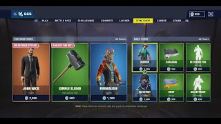 IT'S STILL HERE!! FORTNITE SHOP MAY 16TH - New Skins, Emotes and MORE!!!