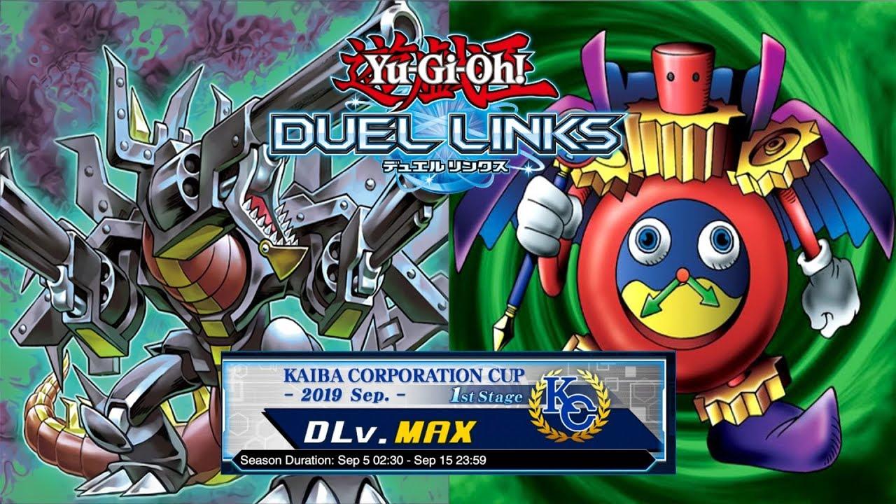 Yu-Gi-Oh! Duel Links - Lv MAX with Desperado - KC Cup September 2019