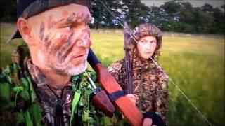 Traditional Bowhunting - The Danish Buck season