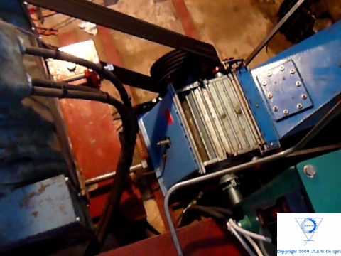 JLA On-the-grid hydroelectric generator - Le Bonhomme