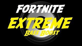 EXTREME BASS BOOST FORTNITE - MURDA BEATS FT. YUNG BANS, SKI MASK, & LIL YACHTY
