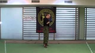 Основы рукопашного боя СПАС часть 18