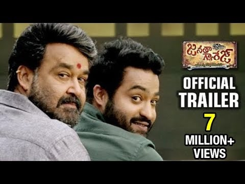 Janatha Garage Telugu Theatrical Trailer |...