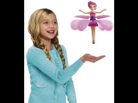 Летающая Фея - Flying Fairy парящая в воздухе! (купить)