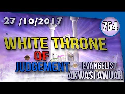 JUDGEMENT OF GOD BY EVANGELIST AKWASI AWUAH