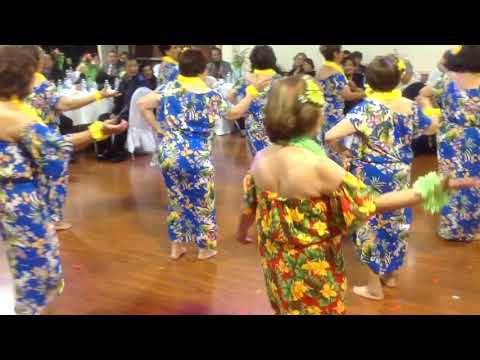 Filipino Seniors of Mississauga Hawaiian Dance ......Blue Hawaii