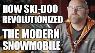 How Ski-Doo Revolutionized The Modern Snowmobile thumbnail