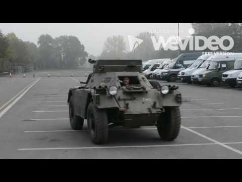 Daimler Ferret Scout Car Mk1