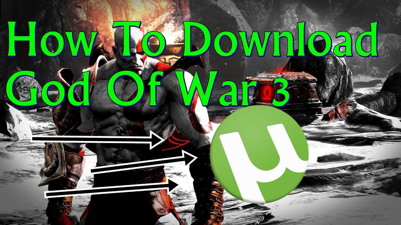 god of war 3 на pc скачать бесплатно торрент