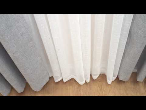 Curtain Buying Guide: Dual Hanging Curtains & Voiles
