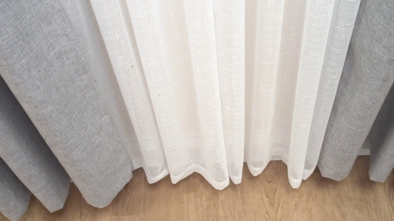 Curtain Ing Guide Dual Hanging Curtains Voiles You