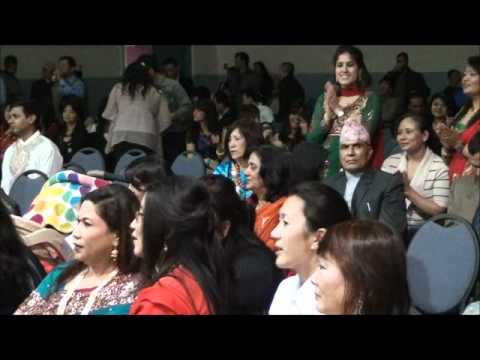 Nepali New Year 2068 In Canada Part 3 Of 4