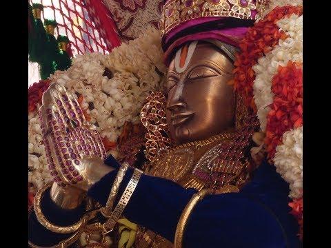 Kanchi Thoopul Sri Vedanta Desikan  Mangalasasana Utsavam - Purattasi Shravanam   Sri #APN Swami