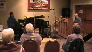 Pork & Beans 2-piano improvised duet, Brian Holland & Martin Spitznagel