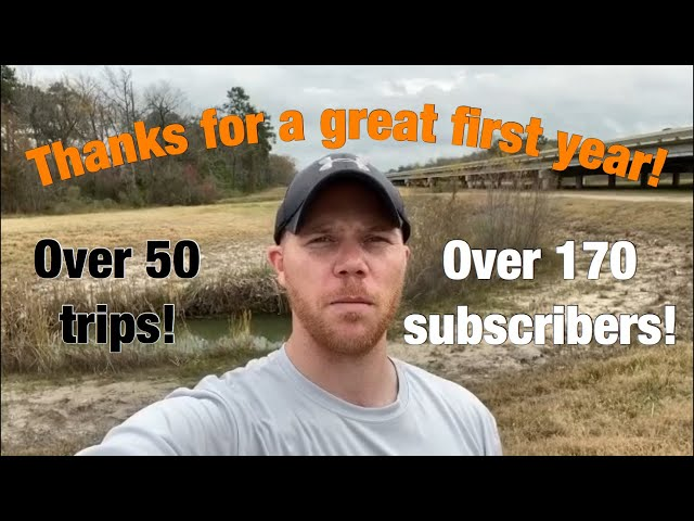 Thanks to all of my Subscribers for making it a great first year on YouTube!