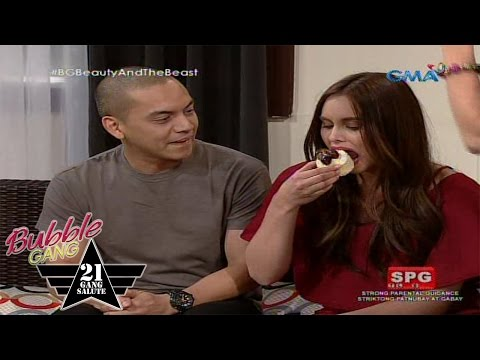 Bubble Gang: Props of residence