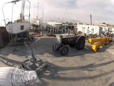 20151213 Entrée dans le Port Vauban à Antibes