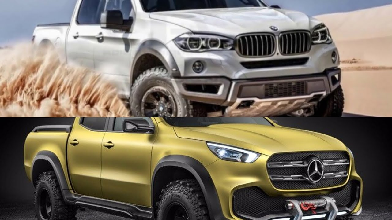 Bmw X5 Pickup Vs Mercedes X Class Youtube