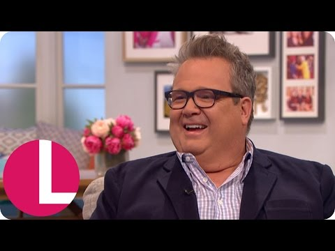 Modern Family's Eric Stonestreet Is Letting Out His Inner Animal | Lorraine