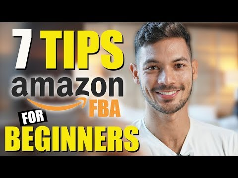 Amazon FBA For Beginners: 7 Things To Know BEFORE You Start Selling on Amazon