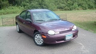 1998 Plymouth Neon
