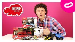 Граємо з позашляховиком Dickie Toys Playlife. Популярні іграшки для хлопчиків