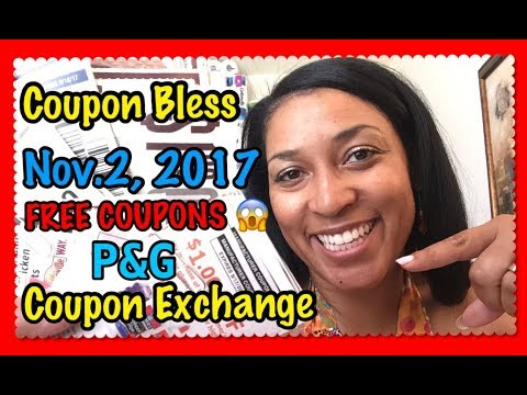 Coupon Bless 😘Coupon Exchange 😁Free coupons for you