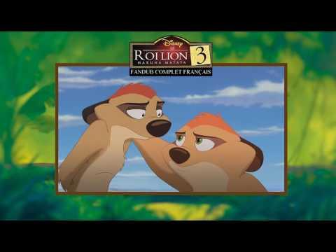 Le Roi Lion 3  Hakuna Matata dub Complet Français Film