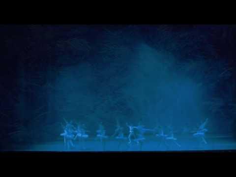 """Вальс снежинок из балета """"Щелкунчик"""""""