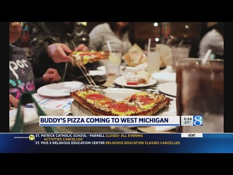 Buddy's Pizza bringing acclaimed food, 100 jobs to W. MI