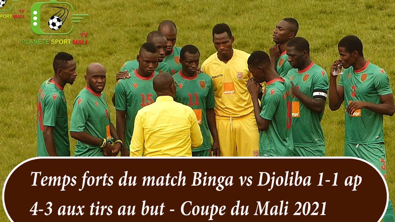 Voici comment le Djoliba a été éliminé en Coupe du Mali 2021