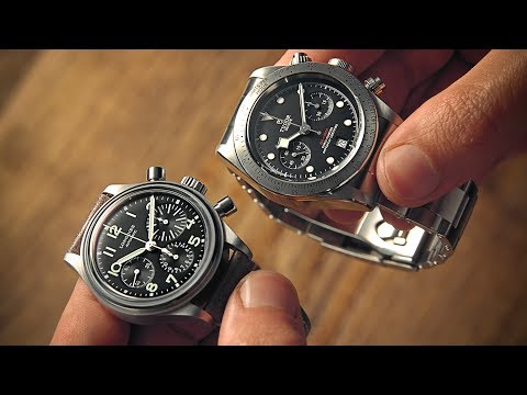 5 Choice Chronographs For 5 Budgets | Watchfinder & Co.