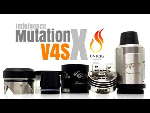 Mutation X v4S By Indulgence